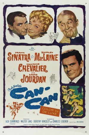 Канкан / Can-Can (1960) DVDRip