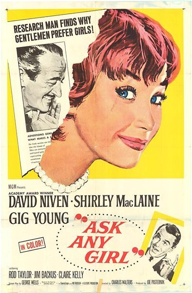 Ask any girl 1959 watch online