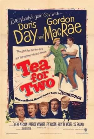 Чай для двоих / Tea For Two (1950) DVDRip
