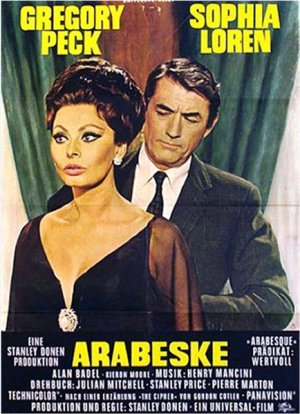 Арабеска / Arabesque (1966) DVDRip