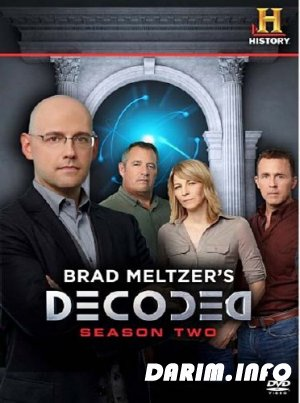 Расшифровка / Brad Meltzer's Decoded (2012) SATRip