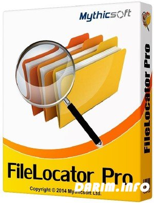 FileLocator Pro 7.2 Build 2042 (ENG/RUS/2014)