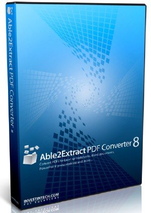 Able2Extract PDF Converter 8.0.43