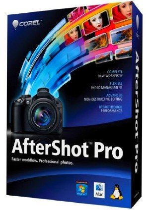 Corel AfterShot Pro 2.1.0.40 Rus Portable by SamDel