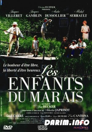 Дети природы / Les enfants du marais / The Children of the Marshland (1999) DVDRip