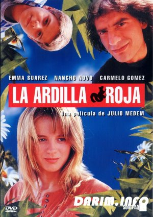 Рыжая белка / La ardilla roja / The Red Squirrel (1993) DVDRip
