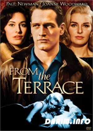 С террасы / From the Terrace (1960) WEBDLRip