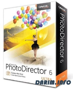CyberLink PhotoDirector Ultra 6.0.5903.0 RePacK by D!akov (ENG/RUS/2014)