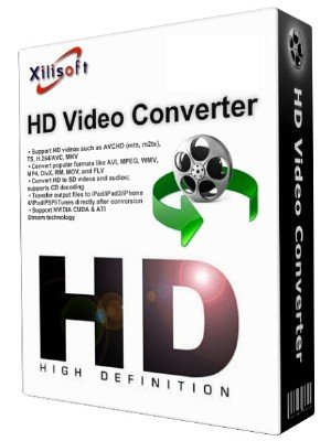 Xilisoft HD Video Converter 7.8.7 Build 20150209 + Rus