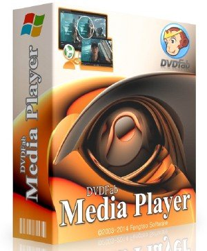 DVDFab Media Player Pro 2.5.0.3