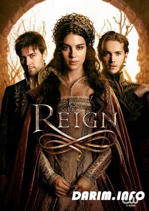 Царство / Reign / 3 сезон (2015) HDTVRip / HDTV 720p