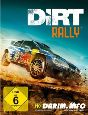 DiRT Rally (2015/RUS/ENG/MULTi)
