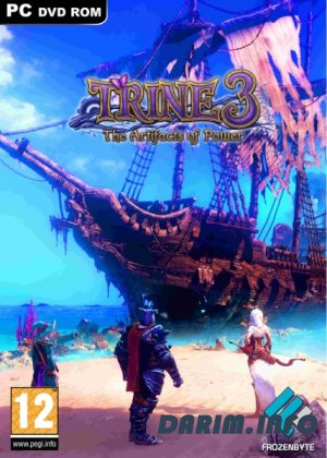 Trine 3: The Artifacts of Power (2015/RUS/ENG/MULTi)