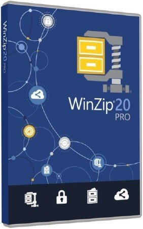 WinZip Pro 21.0 Build 12288 Final *Russian*