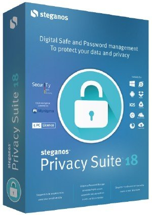 Steganos Privacy Suite 18.0.2 Revision 12068