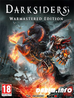 Darksiders Warmastered Edition (2016/RUS/ENG/MULTi)