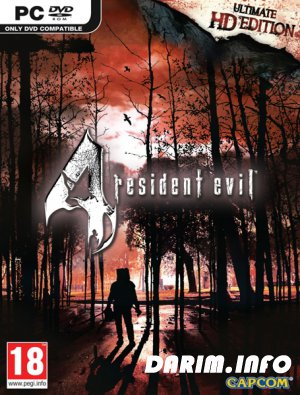 Resident Evil 4. Ultimate HD Edition (2014/RUS/ENG)