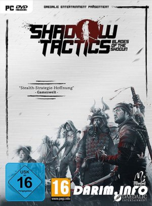 Shadow Tactics: Blades of the Shogun (2016/RUS/ENG/MULTI10)