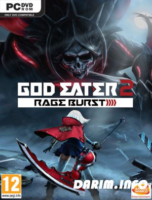 GOD EATER 2 Rage Burst (2016/RUS/ENG/MULTi6)