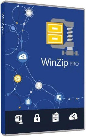 WinZip Standart / Pro / Backup / Photo / OEM Edition 21.0 Build 12288 DC 12.02.2017