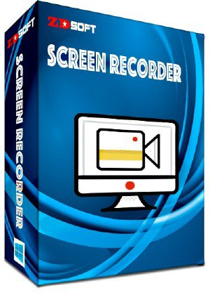 ZD Soft Screen Recorder 10.3.3