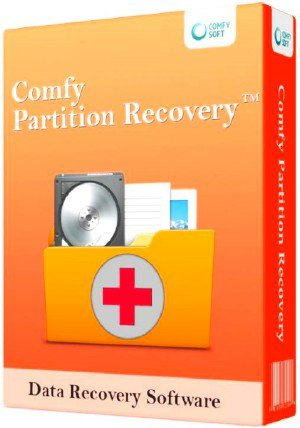 Comfy Partition Recovery 2.6 + Portable