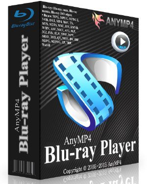 AnyMP4 Blu-ray Player 6.2.20 + Rus