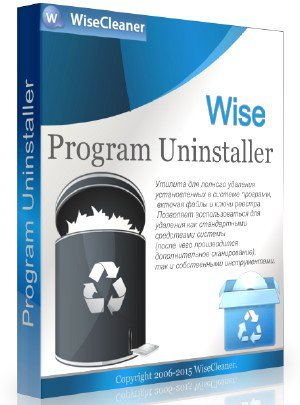 Wise Program Uninstaller 2.01 Build 110 + Portable