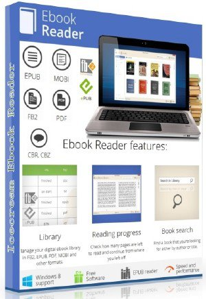 Icecream Ebook Reader Pro 4.52