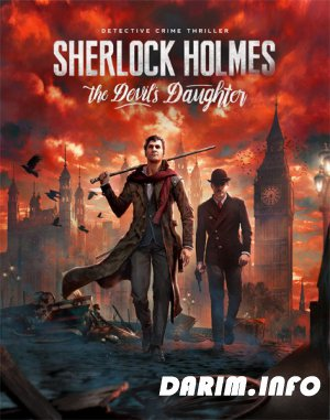 Sherlock Holmes: The Devil's Daughter (2016/RUS/ENG/MULTi13)