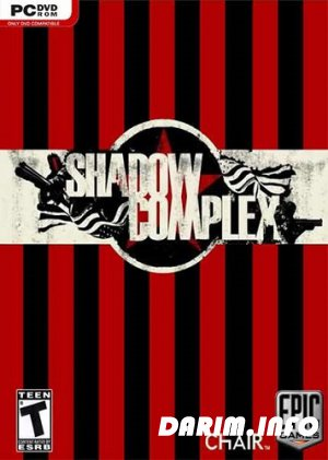 Shadow Complex Remastered (2016/RUS/ENG/MULTi8)