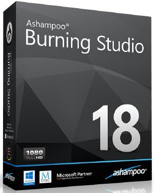 Ashampoo Burning Studio 18.0.4.15