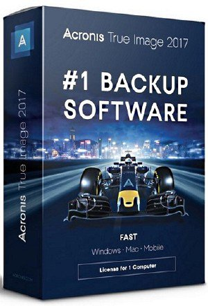 Acronis True Image 2017 20.0 Build 8041 Final