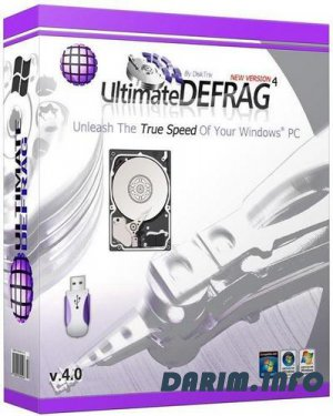 UltimateDefrag 5.0.16.0 - дефрагментатор и оптимизатор жесткого диска