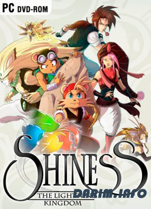 Shiness: The Lightning Kingdom (2017/ENG)