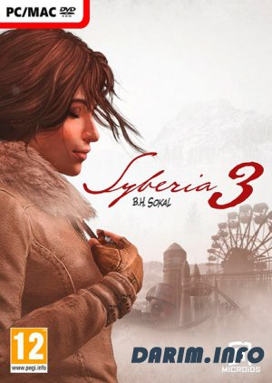 Syberia 3 - Digital Deluxe Edition (2017/RUS/ENG)