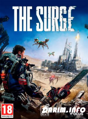 The Surge (2017/RUS/ENG/MULTi8)