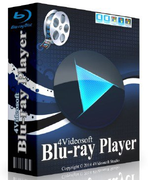 4Videosoft Blu-ray Player 6.2.8 + Rus