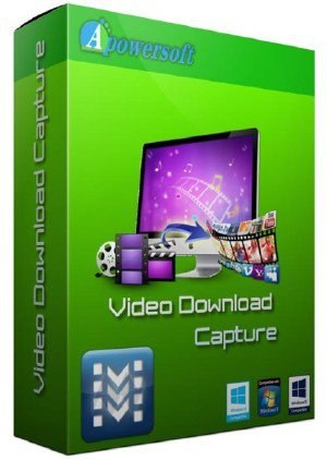 Apowersoft Video Download Capture 6.2.8 (Build 08/08/2017) + Rus