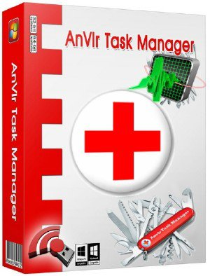 Anvir Task Manager 9.0.1 Final + Portable