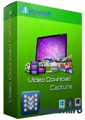 Apowersoft Video Download Capture 6.3.0 RePack by elchupacabra