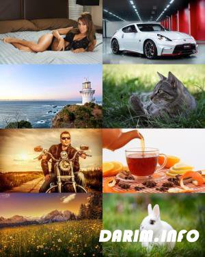 Wallpapers Mix №584