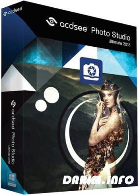 ACDSee Photo Studio Ultimate 2018 11.0 Build 1200 RePack by Diakov