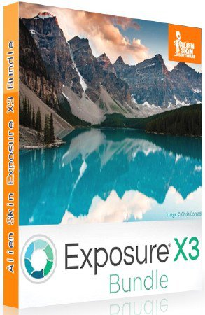 Alien Skin Exposure X3 Bundle 3.0.1.41 Revision 38597