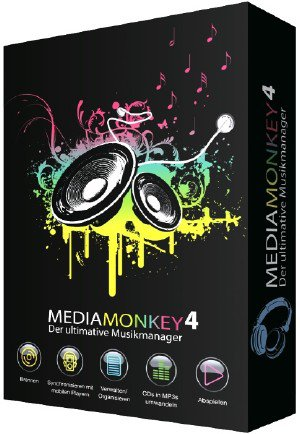 MediaMonkey Gold 4.1.18.1853 Final