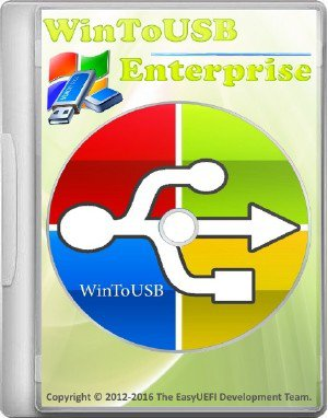 WinToUSB Enterprise 3.8 Final