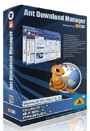 Ant Download Manager Pro 1.6.3 Build 44268