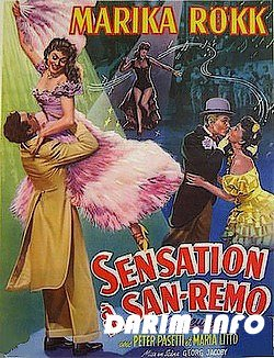 Сенсация в Сан-Ремо / Sensation in San Remo (1951) DVDRip