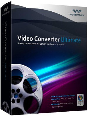 Wondershare Video Converter Ultimate 10.1.3.141
