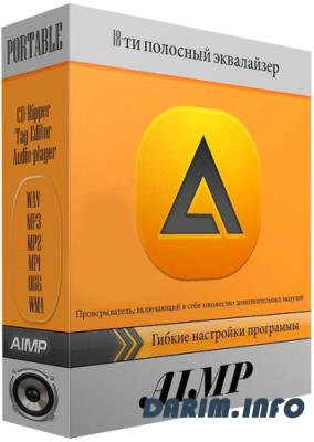 AIMP 4.50 Build 2042 RePack/Portable by elchupacabra